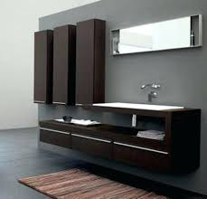 modern bathroom sink cabinets modern bathroom vanity and sink