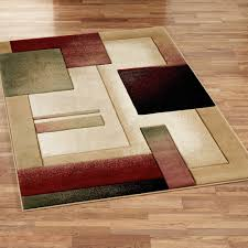 Modern Square Rugs by Modern Composition Area Rugs