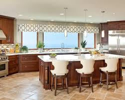 Kitchen Cabinet Valances Custom Kitchen Valances Creative Kitchen Valances From Napkins