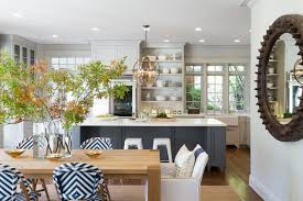 Open Dining Room Open Plan Traditional Modern Living For Today U0027s Family Beach
