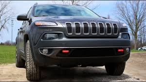 small jeep 2017 2017 jeep cherokee trailhawk review the most capable small suv