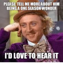 Please Tell Me More Meme - 25 best memes about gene wilder meme tell me more gene wilder