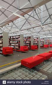 Architecturals Permeke Library Openbare Bibliotheek Permeke Antwerp Belgium