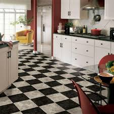 kitchen laminate flooring ideas checkered vinyl flooring with kitchen area and kitchen cabinet and