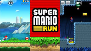 mario android mario run is out on android early gamesbeat