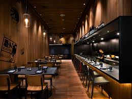 fresh japanese restaurant decoration ideas popular home design