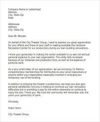 41 appreciation letters in pdf