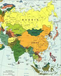Cold War Europe Map by Eisenhower U0026 The Cold War 1953 61