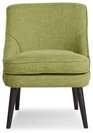 yuma green accent chair contemporary armchairs and accent