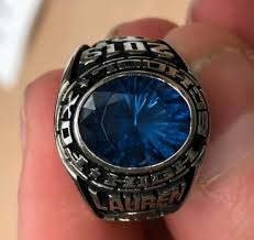about class rings images The thing about class rings the warrior word jpg