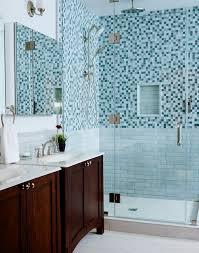 master bath with kohler vanities fixtures from ecobungalow la