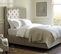tall headboard beds great tall headboard beds candela grey velvet bed tall headboard