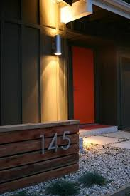front of house lighting ideas best 25 modern exterior lighting ideas on pinterest front door