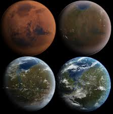 Color Of Earth by Terraforming Of Mars Wikipedia