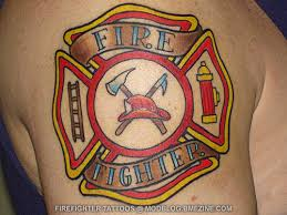 yakuza apocalypse tattoo firefighter tattoos bme tattoo piercing and body modification news