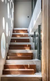 Villa Stairs Design The Design Of This Modern House Placed A Priority On Its Sea Views