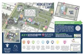 Miami University Campus Map by Saint Louis University Parking Maps U0026 Addresses Saint Louis