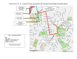 Map Austin Texas by Here Is Your Juneteenth 2016 Parade And 5k Map For Saturday U0027s