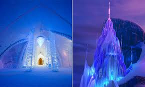 Hotel De Glace Canada The Real Life Places That Inspired Disney Films Hello Canada
