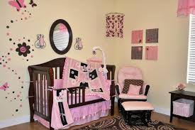 Pink Baby Bedroom Ideas Baby Pink And Brown Nursery Ideas Baby Nursery Ideas