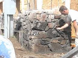 Parge Basement Walls by Stone Basement Walls Needs To Be Parged When I Get My Basement