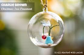 musical brown christmas tree brown christmas tree ornament