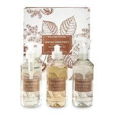 spiced chestnut soap williams sonoma kitchen essentials kit spiced chestnut wish
