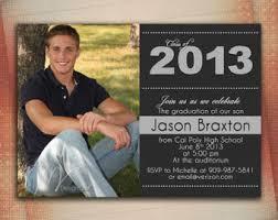 senior graduation invitations boys graduation announcement search graduation
