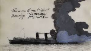 sinking of the lusitania winsor mccay s animated propaganda the sinking of the lusitania