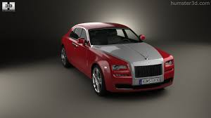 roll royce fenice 360 view of rolls royce ghost 2014 3d model hum3d store