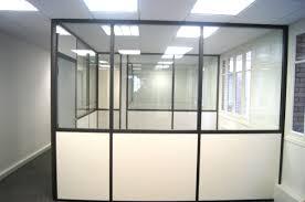am agement petit bureau cloison salon porte interieur avec ladaire design salon avec