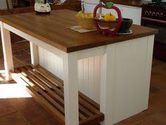 handmade kitchen islands kitchen island in painted t and oak i just for 4 walls