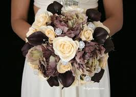 Wedding Flowers Budget 153 Best Purple Images On Pinterest Bride Bouquets Plum And