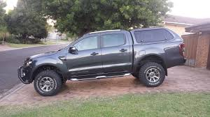 ford ranger tyre size ford ranger wildtrak tyre size change