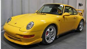 widebody porsche 993 mid nineties dream car 993 carrera rs clubsport for sale in canada