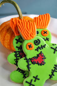 troll for halloween sugar bea u0027s blog voodoo doll cookies inspired by treasure troll