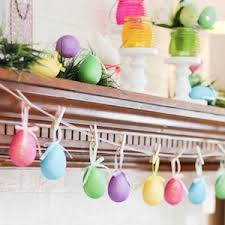 foam easter eggs 75 dollar store easter decorations prudent pincher