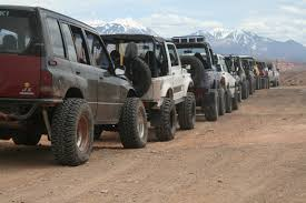 sidekick jeep zukiworld u0027zukfari suzuki 4 4 enthusiasts invade easter jeep