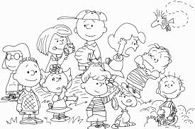 peanuts characters thanksgiving coloring pages kids coloring
