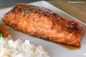 Cook Salmon In Toaster Oven Sesame Garlic Baked Salmon Recipe