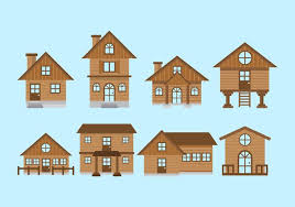 chalet house free chalet house vectors free vector stock