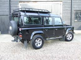 land rover safari roof land rover 110 defender xs 2 2 d station wagon with roof rack
