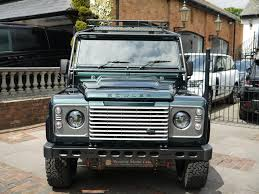 jeep defender for sale land rover defender bowler 110 xs station wagon bowler fast road