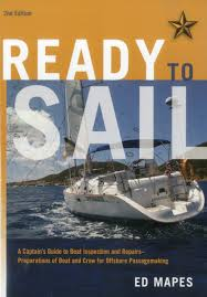 ready to sail a captain u0027s guide to boat inspection and repairs