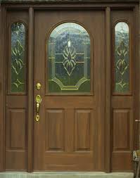 Metal Front Doors For Homes With Glass by How To Paint A Metal Exterior Door Custom Made Glass Doors Glass