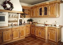 cuisine bois rustique cuisines en chêne cuisines en bois massif cuisines rustiques et