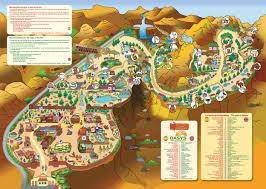 Almeria Spain Map by Zoos Tabernas