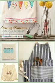 sewing patterns home decor sewing diy home décor crafts for your kitchen favecrafts