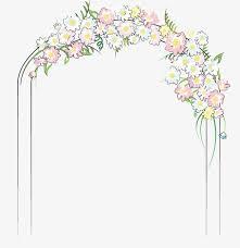 wedding flowers png wedding flower door stock vector wedding png and vector for