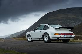 porsche 911 cs 1985 porsche 911 3 2 sport driven in scotland torque